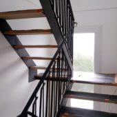 Fabricant-L-escalier-metal-Vertou-Nantes-44-bois-acier-quart-tournant