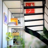 Fabricant-L-escalier-metal-Vertou-Nantes-44-bois-acier-bibliotheque